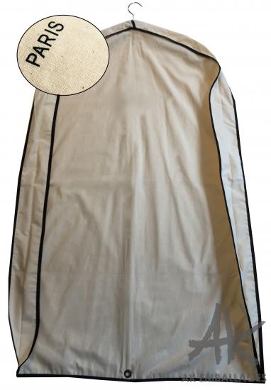 Housses v tements en coton sur mesure for Housse vetement